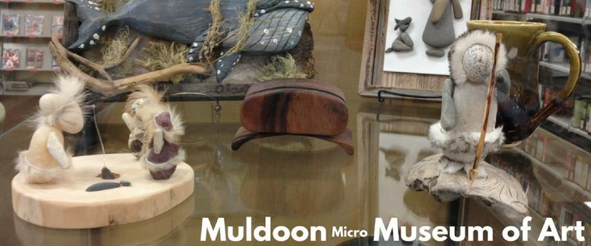 Photo of Muldoon Micro Museum of Art