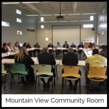 Mountain View Community Room Photo