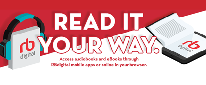 Read it your way - RB Digital