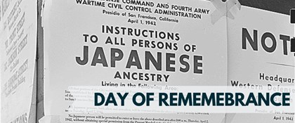 Japanese Day of Remembrance