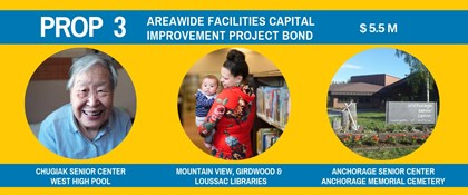 Proposition 3 - Areawide Facilities Capital Improvement Project Bonc