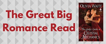 The Great Big Romance Read: The Lady's Guide to Celestial Mechanics