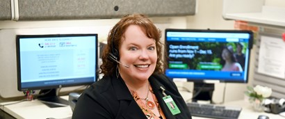 Photo of United Way healthcare navigator